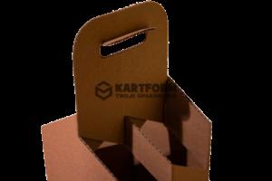 Kartform - Producent opakowań z tektury falistej i tulei papierowych-nosidełko na butelki2