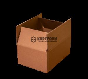 Kartform - Producent opakowań z tektury falistej i tulei papierowych-pudełko fefco 201 (klapówka)1